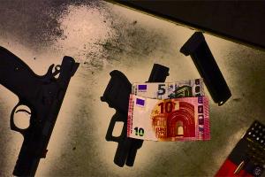 geldpistolen